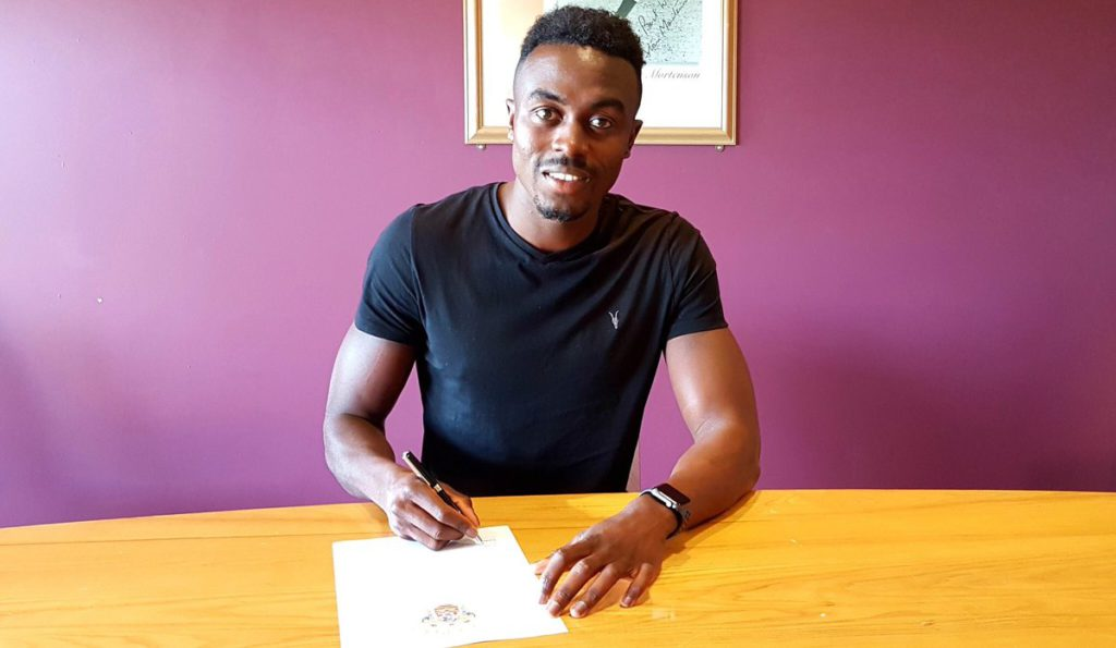 Blackpool FC manager excited by Joe Dodoo signing