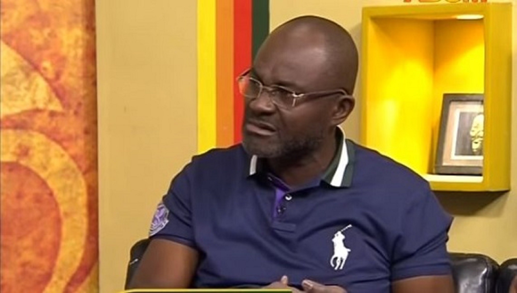 Kweku Baako Fraudulently Acquired  Mansion Under Kufour – Kennedy Agyapong