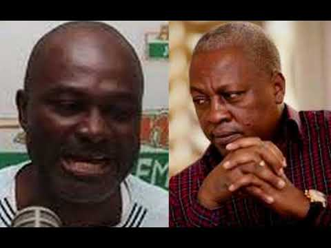 Mahama, Kennedy Agyapong, others fingered in Anas Number 12 video