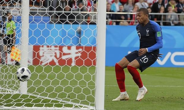 France 1-0 Peru: Kylian Mbappe's first World Cup goal seals Les Bleus' passage into last 16