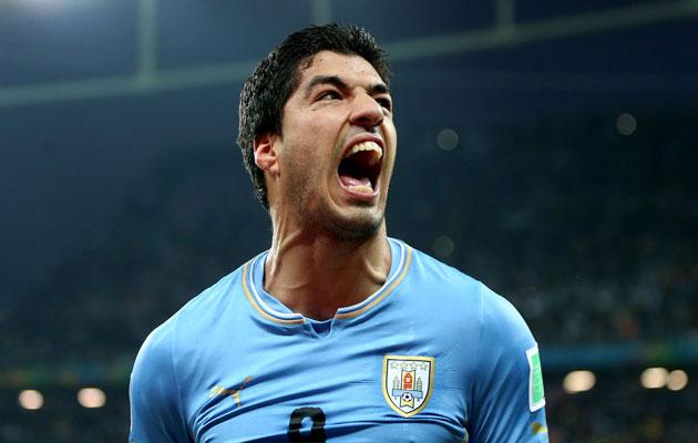 Uruguay 1-0 Saudi Arabia: Luis Suarez scores on landmark as Uruguay march on to next stage