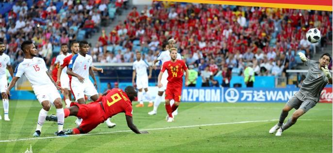 World Cup 2018: Belgium 3-0 Panama - Romelu Lukaku brace helps Red Devils secure points