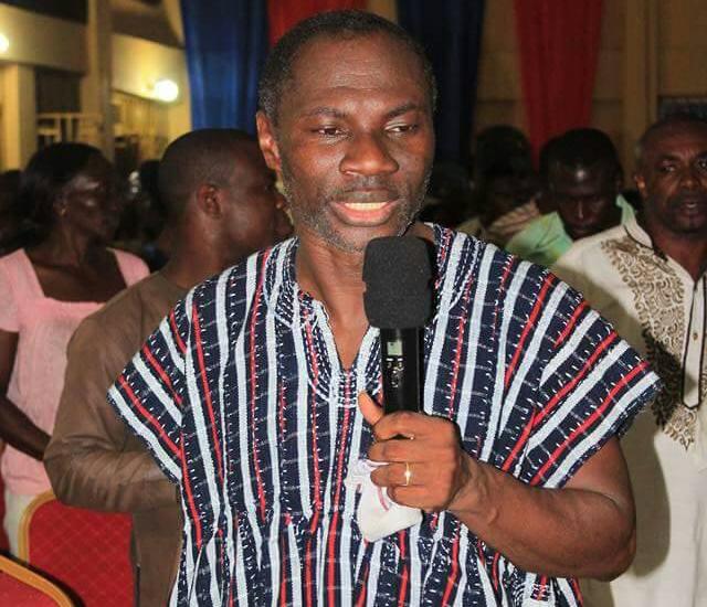 Prophet Badu Kobi sues DJ Oxygen for defamation