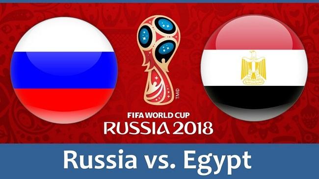 Russia v Egypt preview: Mohamed Salah set to start