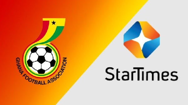 We are still committed to contract with GFA - StarTimes GH
