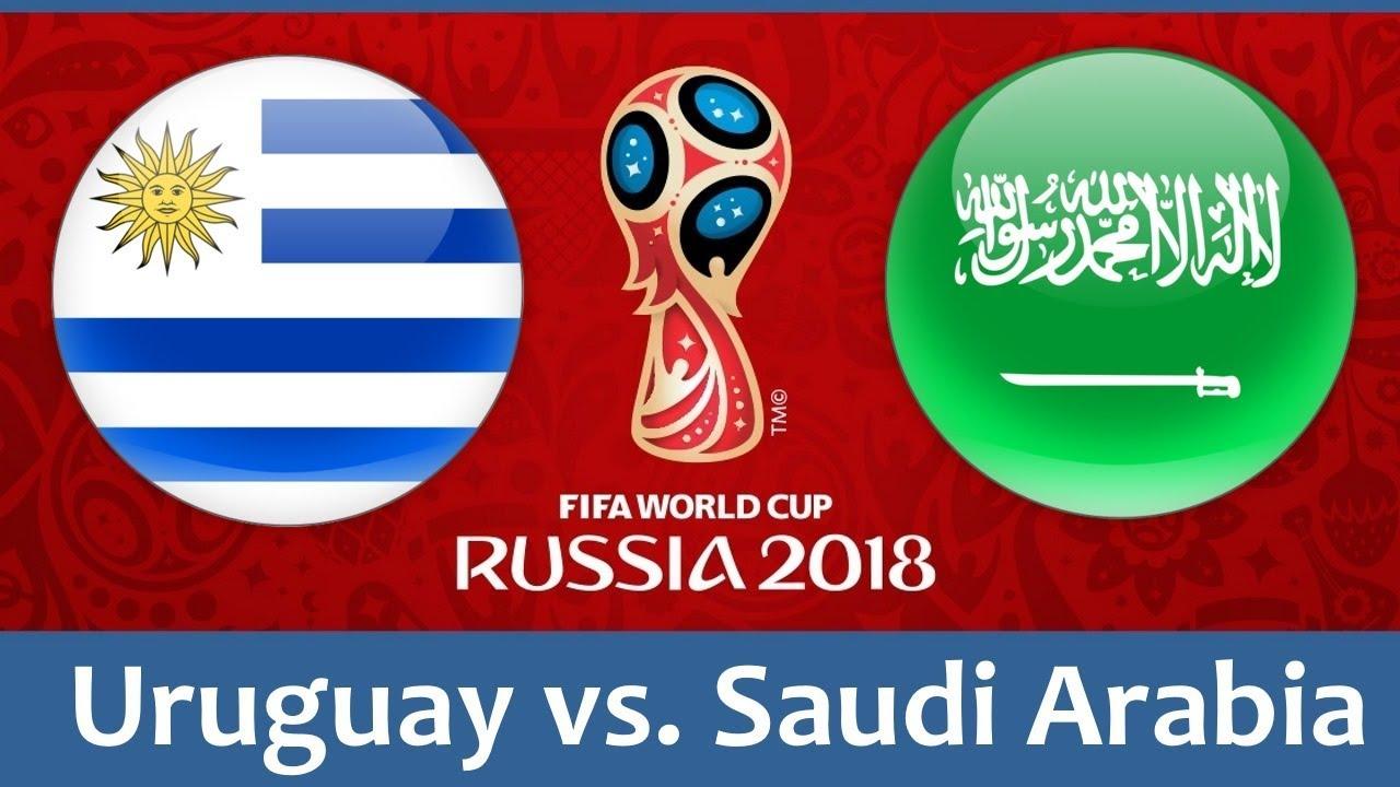 Image result for uruguay vs saudi arabia