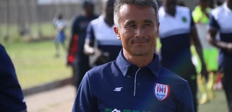 Japanese coach Kenichi Yatsuhashi leaves Inter Allies by mutual consent