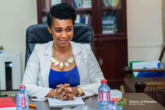Deputy Minister for Education Mrs. Asher Ayisi urges Ghanaians to embrace culture