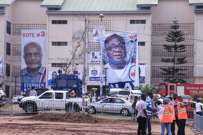 PHOTOS: NPP Elects National Executives Today