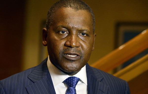 I need a wife – Africa's richest man Dangote discloses