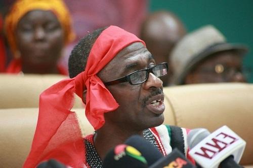 New NPP executives to lead party to opposition - Asiedu Nketia jabs