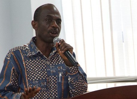 Blay bus buying, a stinky act of corruption - Asiedu Nketia