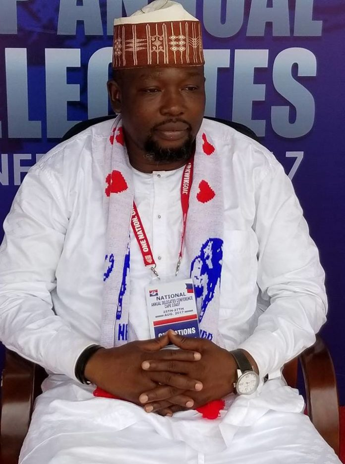 I will still serve Hearts of Oak - newly elected NPP Nasara Coordinator Aziz Futa