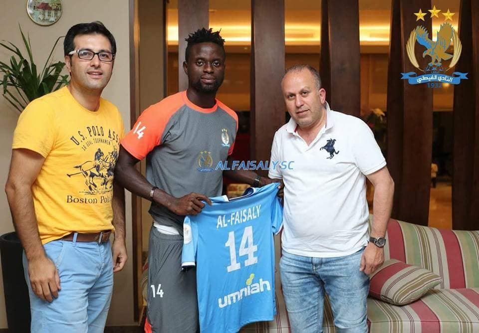 OFFICIAL: Cosmos Dauda joins Jordanian giants Al-Faisaly