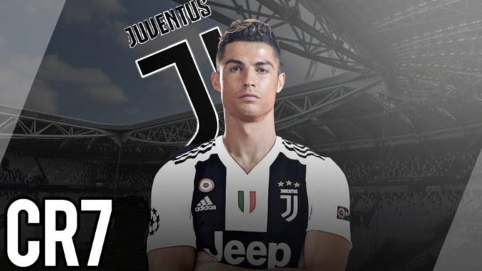 Kevin Prince Boateng welcomes Cristiano Ronaldo to the Italian league