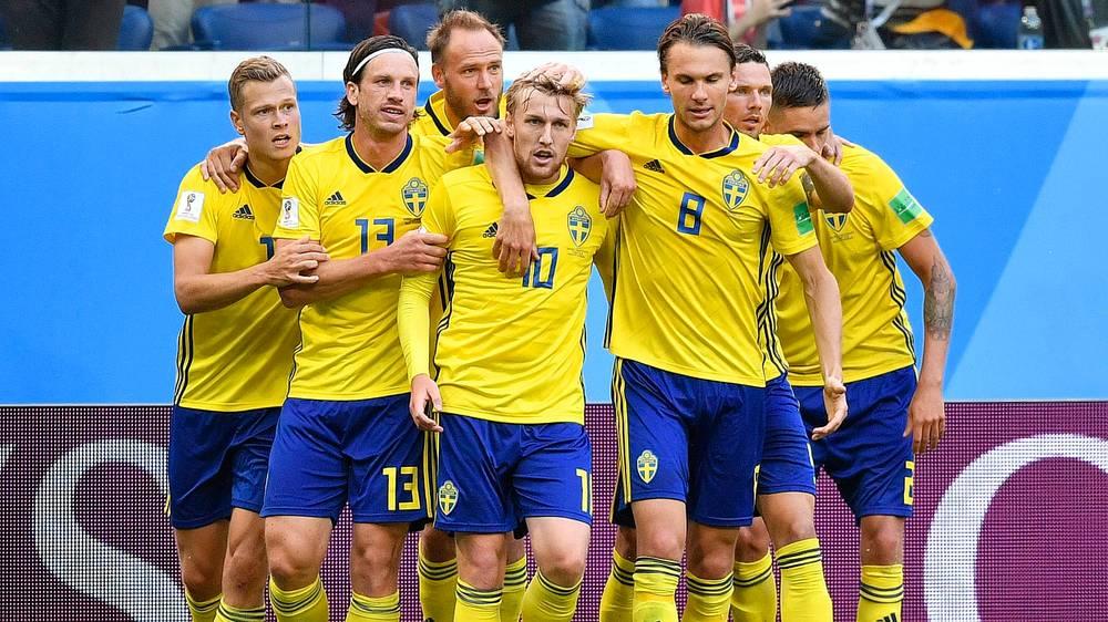 Sweden 1-0 Switzerland - Emil Forsberg seals first quarter-final spot in 24 years