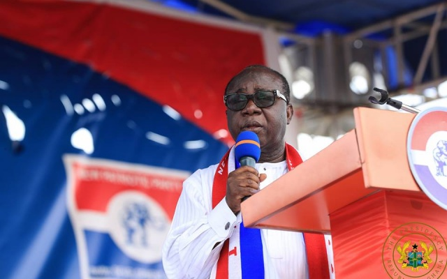 NPP MP comes to Freddie Blay's rescue