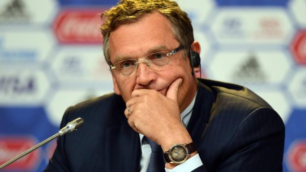 CAS rejects Valcke appeal against 10-year ban