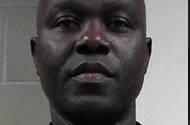 Ghanaian to be jailed in United States over hospital narcotics scandal