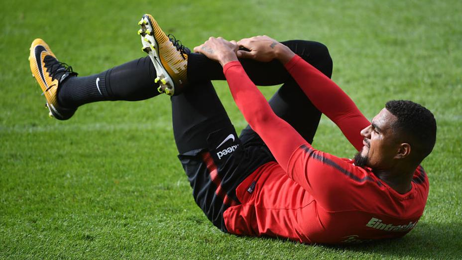 Sassuolo-bound Prince Boateng excused from Frankfurt's pre-season training