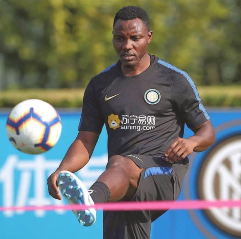 Kwadwo Asamoah begins pre-season training with Inter Milan
