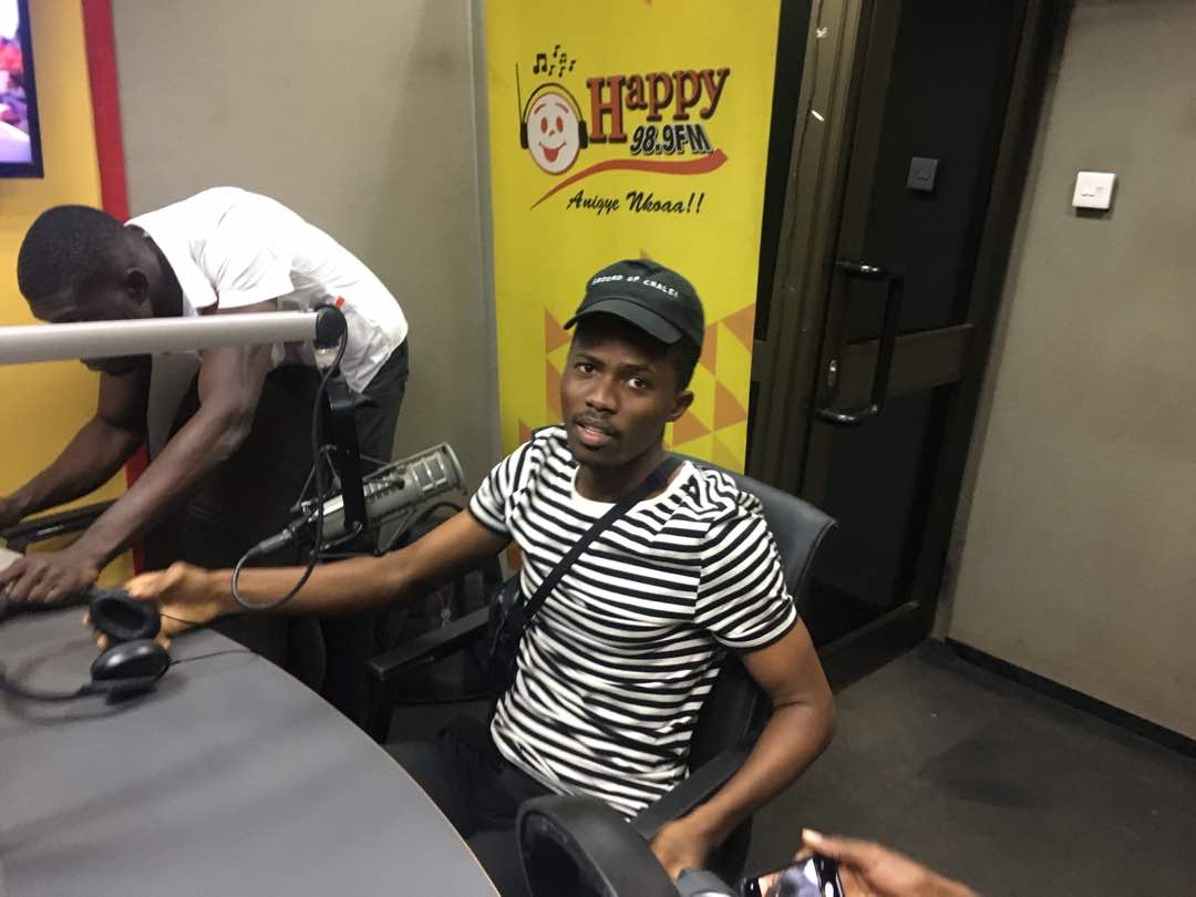 BET Nomination was one of the best moments in my life – Kwesi Arthur