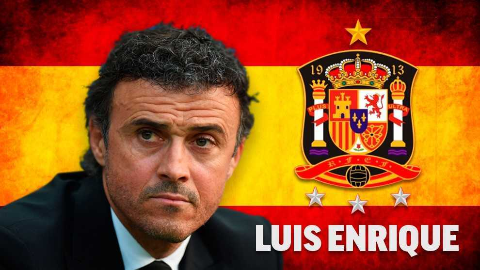 JUST IN: Spain appoint Luis Enrique as coach