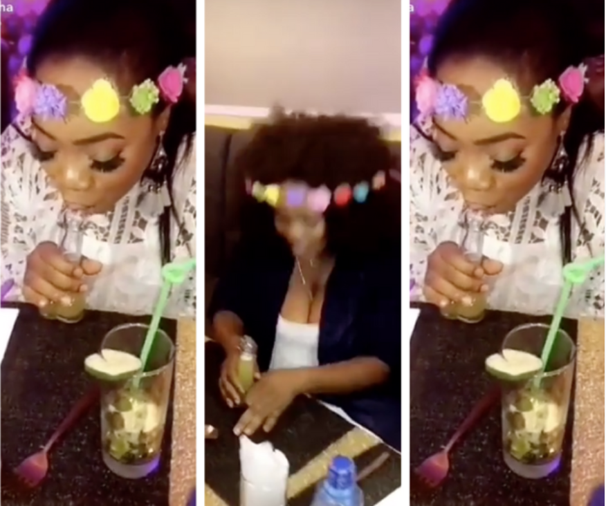 VIDEO: Display of BJ skills by Ghanaian female celebs