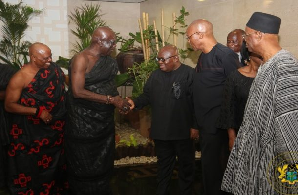 Akufo-Addo rejects calls by Amissah Arthur's family for solemn, simple and dignified funeral
