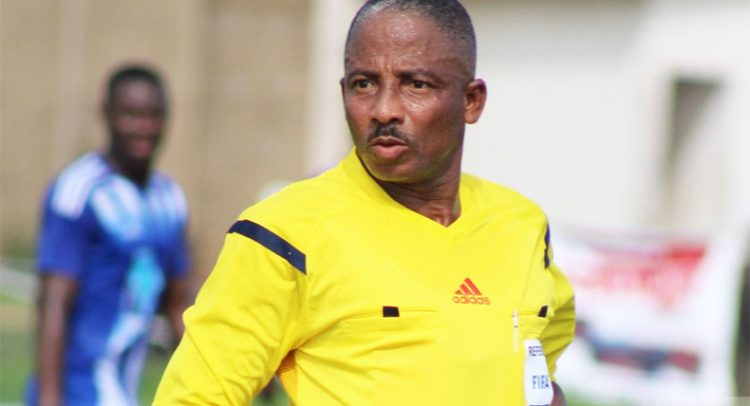 CAF provisionally bans ten Ghanaian referees captured in Anas exposé