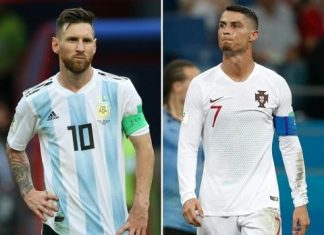 Messi, Ronaldo World Cup exit signal changing of the guard