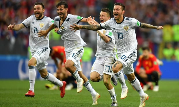 Spain 1-1 Russia - Hosts eliminate Spain from World Cup in last-16 penalty shootout