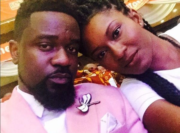 Sarkodie sets date for marriage ceremony with Tracy Sarkcess