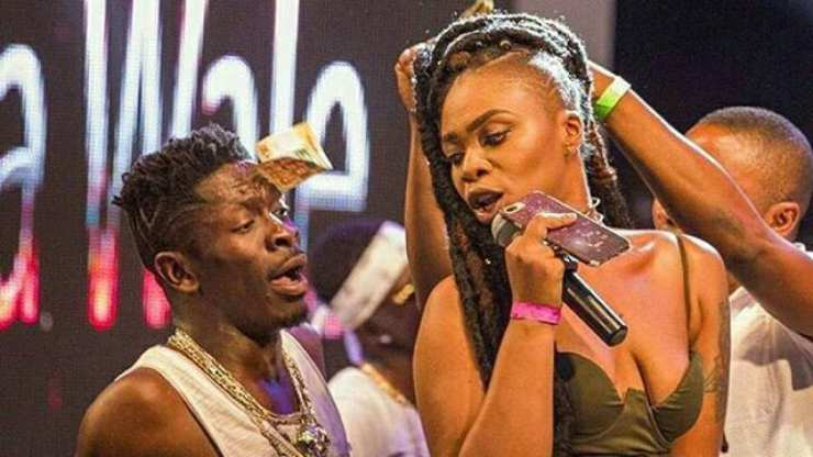 Michy finally breaks silence on reports that she has reunited with Shatta Wale