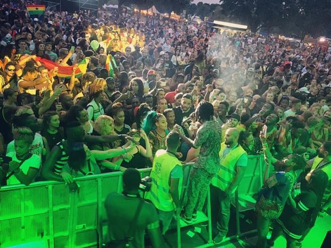 "Stonebwoy thrills Summerjam 2018 with ""Epistles Of Mama"" album in Germany"
