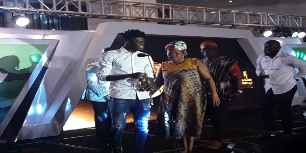 Atletico Madrid hail 'brilliant' Thomas Partey for winning Footballer of the Year Award in Ghana