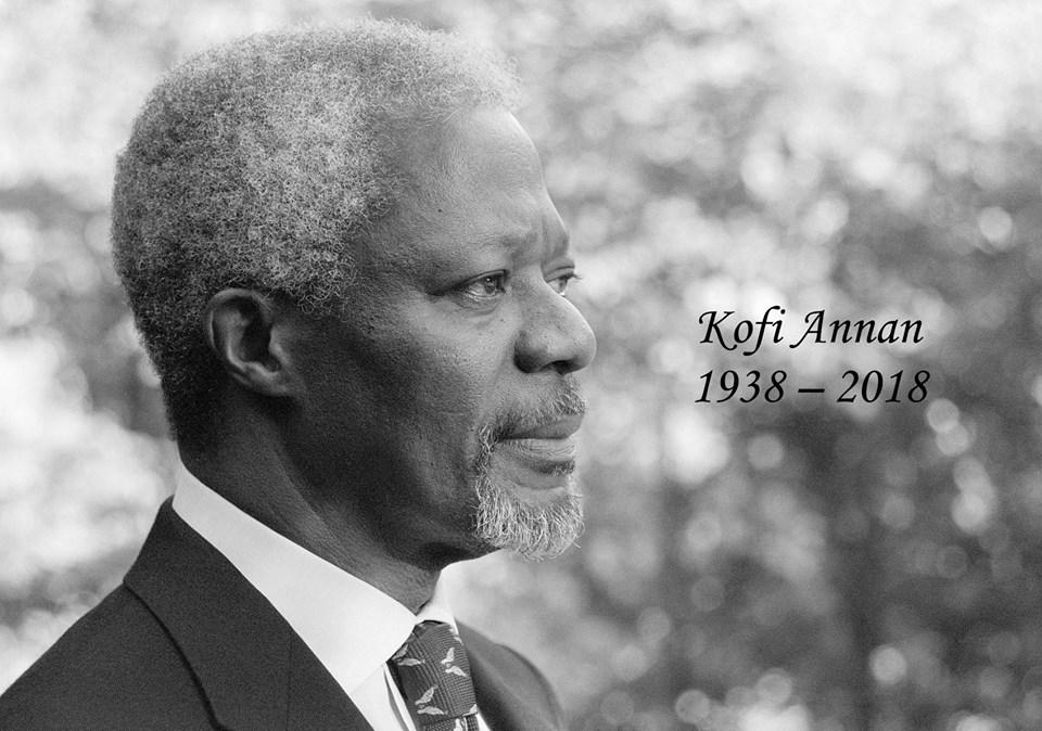 Profile of the late UN Secretary-General Kofi Annan