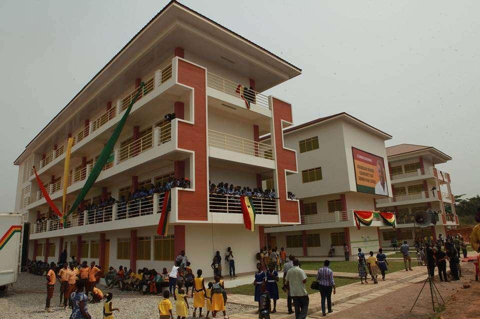 Mahama's E classroom blocks are useless - Veteran Educationist