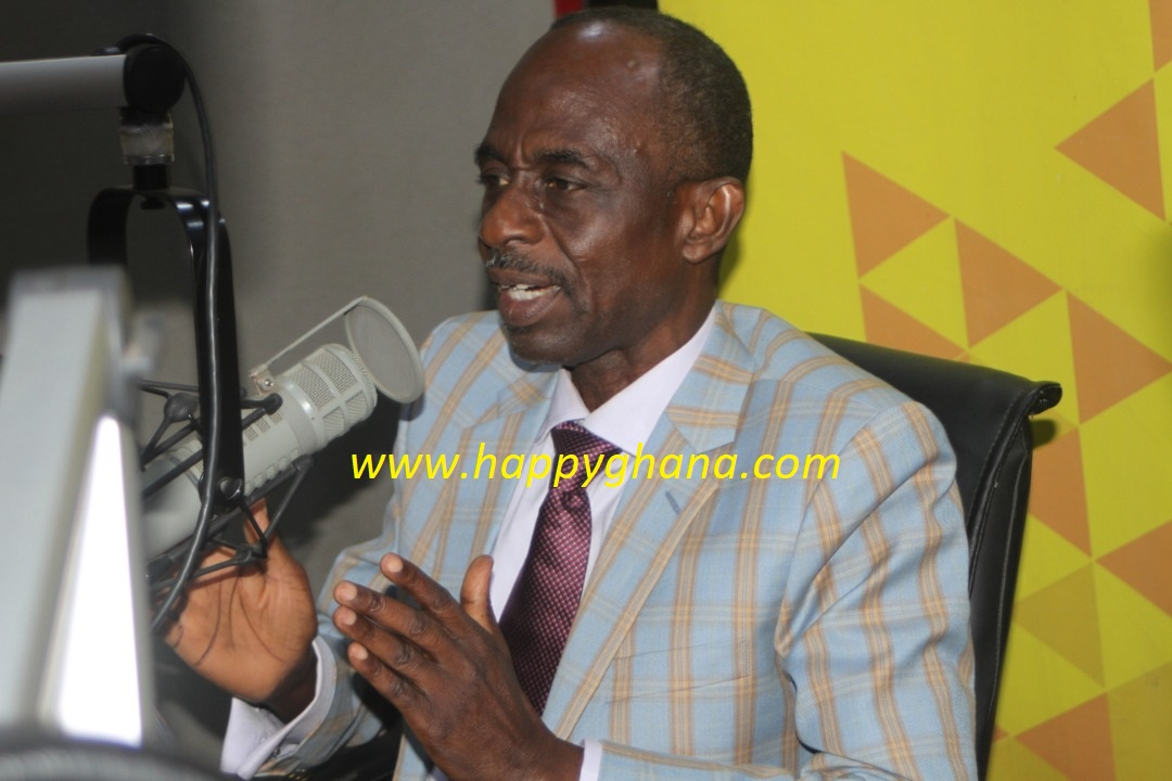 Rise of mushroom groups weaken chances of NDC - Asiedu Nketia