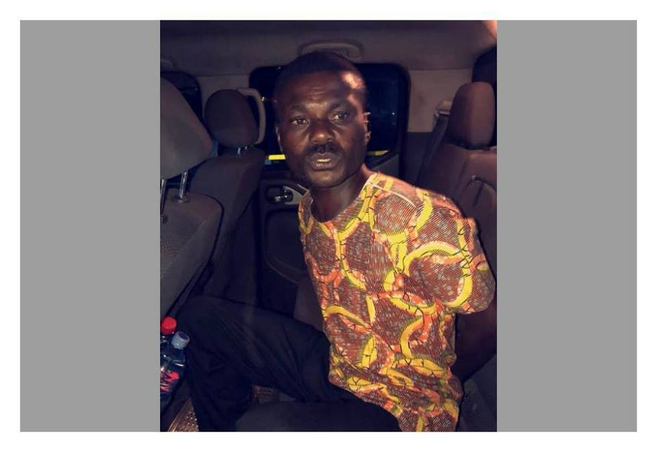 SHOCKING VIDEO: Musician arrested for impersonating GHAMRO officials