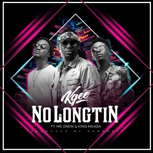 Listen Up: Kgee features Mr Drew and King Maaga on 'No Long Tin'