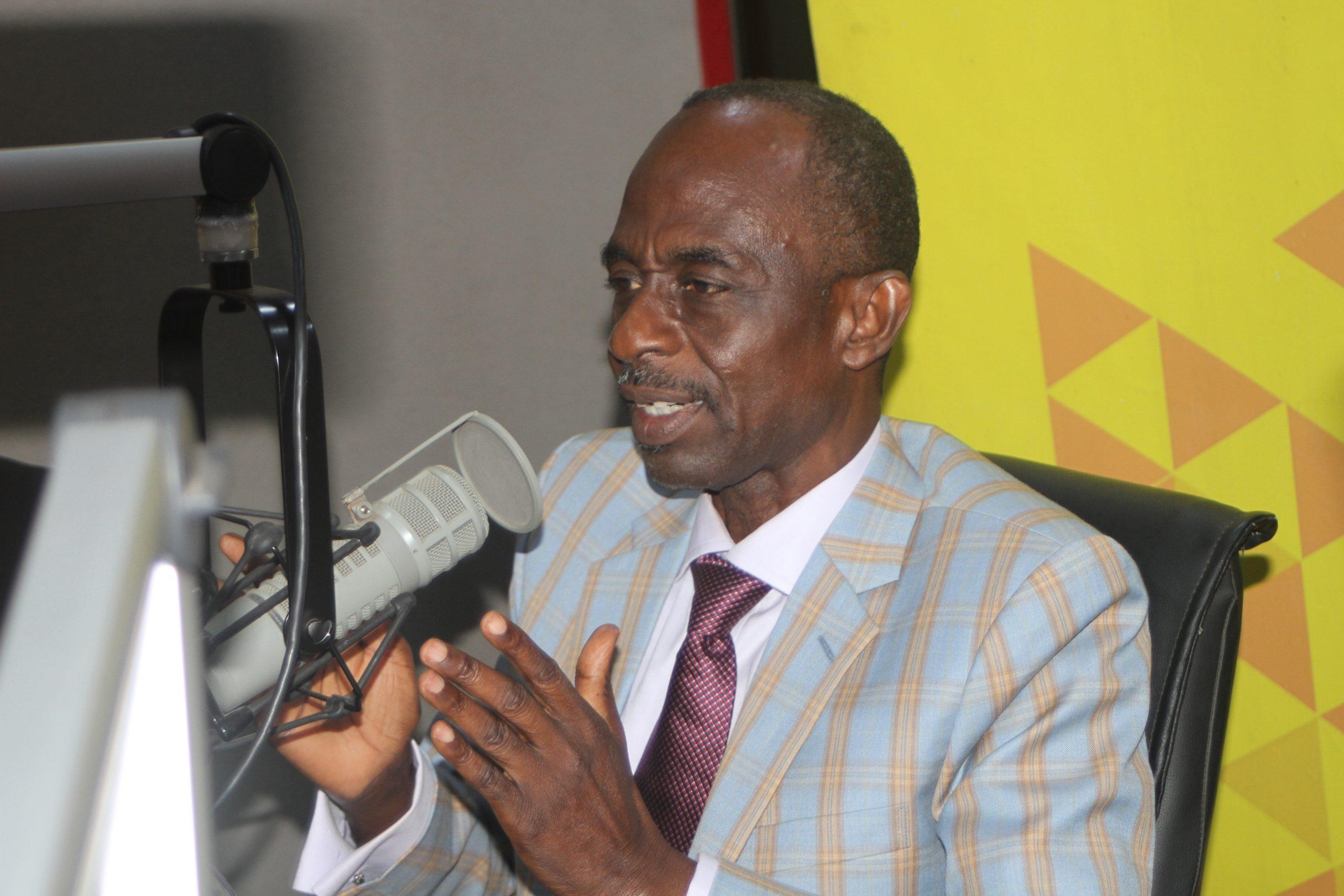 Asiedu Nketia Endorses National Cathedral