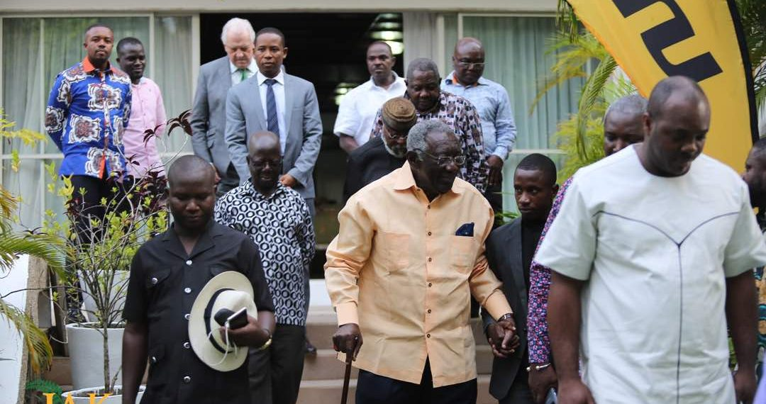 J.A Kufuor Cup launched in Accra