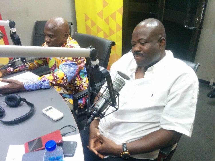 Joshua Akamba to drag Gbeho, Osei to NDC's Disciplinary Committee over Mahama comments