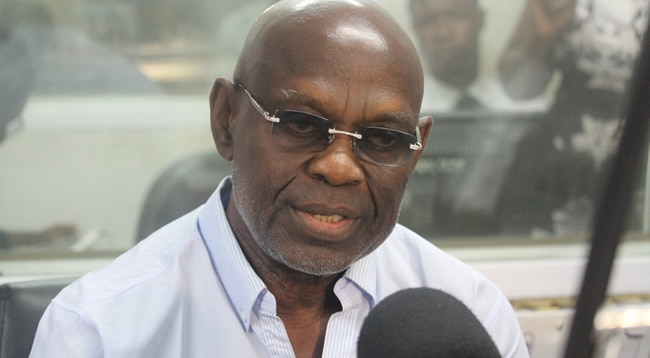 BREAKING NEWS: Prof. Kwesi Botchwey joins NDC Presidential race