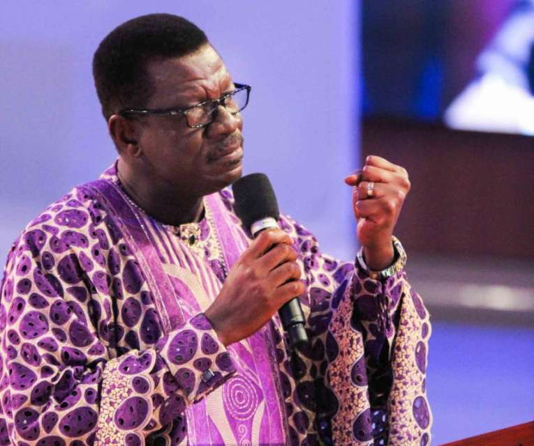 VIDEO: Pastor Mensa Otabil expounds Capital Bank controversy to Church members