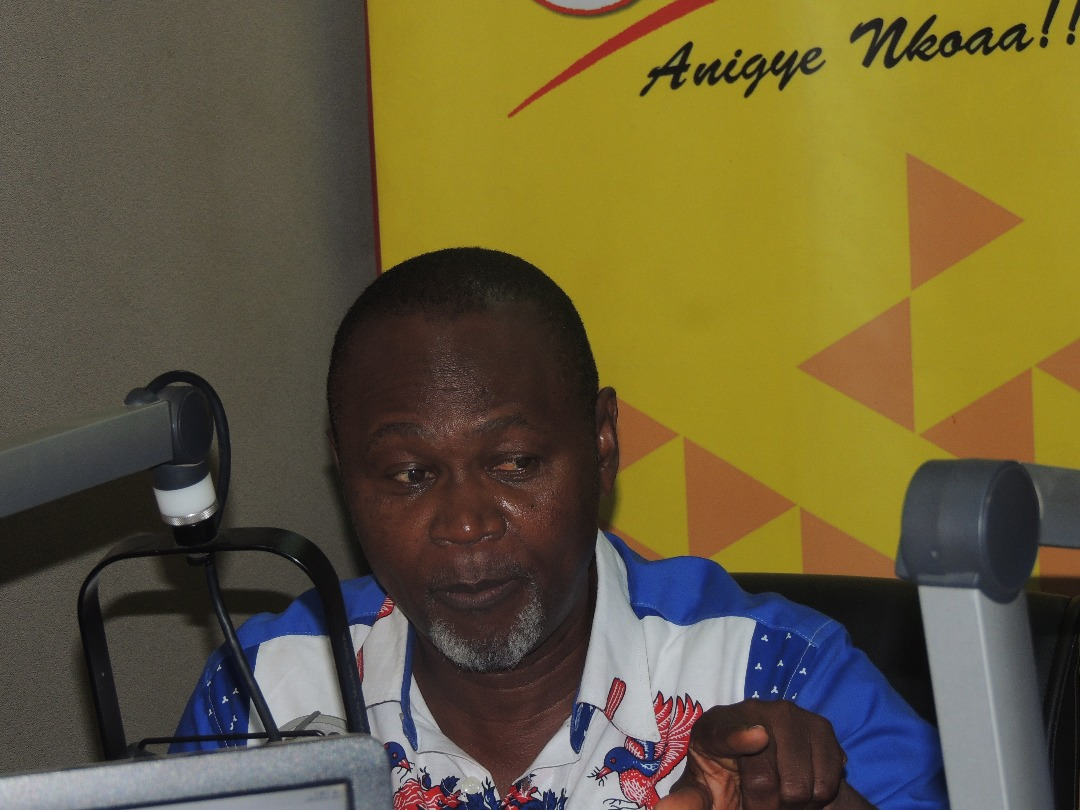 We don't want people with 'Edey bee keke' slogan to lead NDC - Namoale
