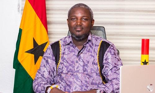 Perry Okudzeto named new deputy Youth & Sports Minister