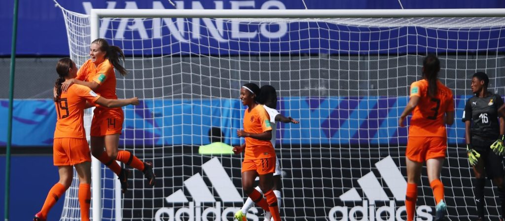2018 U20 WWC: Black Princesses exit World Cup after heavy defeat against the Netherlands