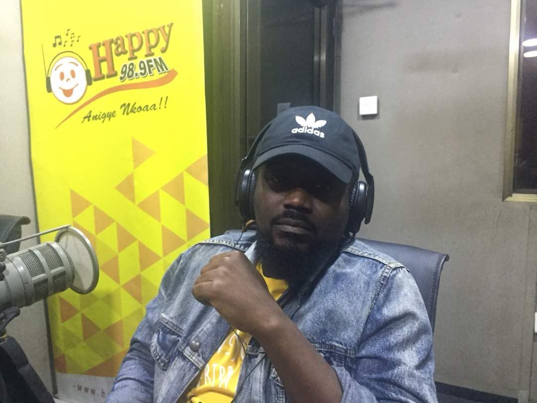 Kojo Antwi, Amakye Dede inspired me to do good live band - Samini